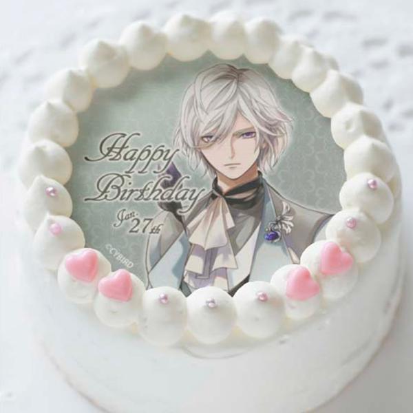 アニメ・ゲームキャラクター・写真のプリントケーキ。通販サイトでお取り寄せ