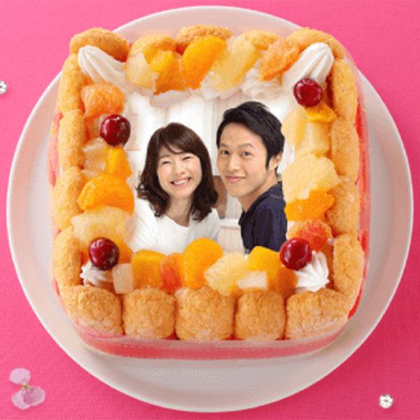 写真プリントケーキの通販