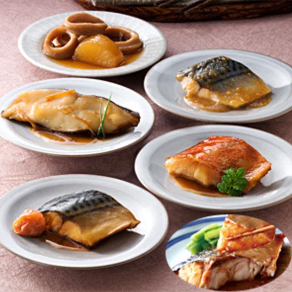 魚のおかず・お惣菜の通販
