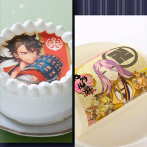 贈り物やパーティーに♪アニメ・ゲームのプリントケーキ&マカロン プリロール