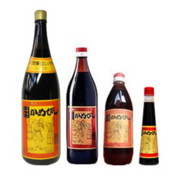 宝暦三年創業 日本一高いお醤油 かめびし醤油