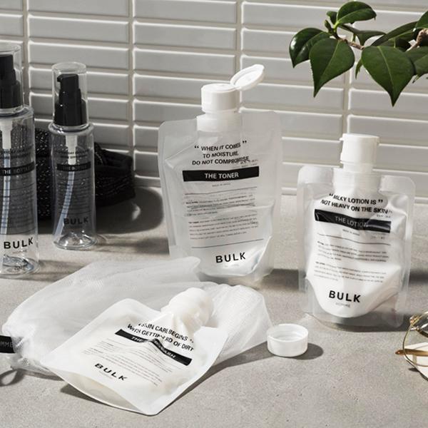 男性向け洗顔・化粧水のセット「洗う・潤す・守る」メンズコスメ