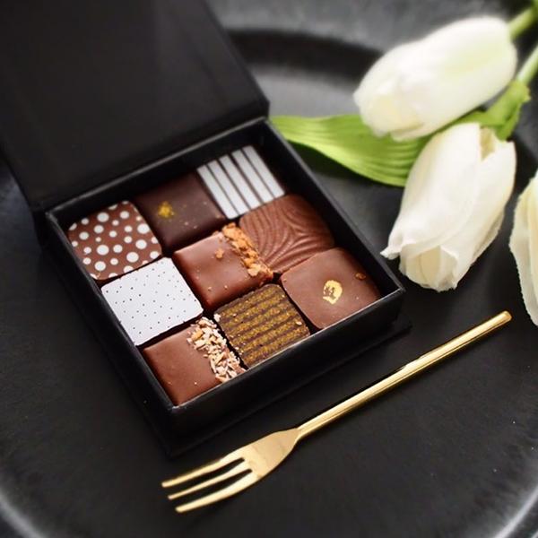 パリのお洒落チョコレートを直輸入!セレクトショップ 9 STORIES CHOCOLATES