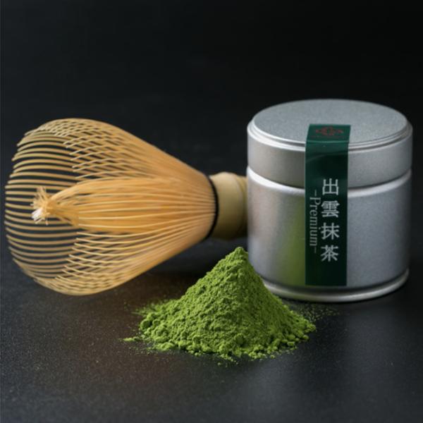 出雲抹茶をふんだんに使用した濃厚なスイーツ出雲抹茶専門店 桃翠園