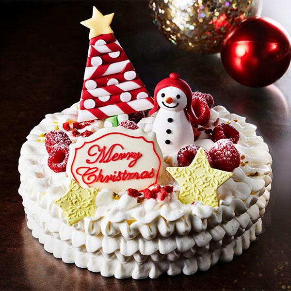 可愛い・きれいなクリスマスケーキ
